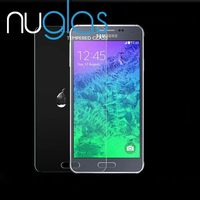 NUGLAS high quality best sell diamond screen protector for galaxy s2