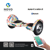 Plastic Cover Case for 10 inch Smart Self Balance Two Wheel Balancing Electric Scooter