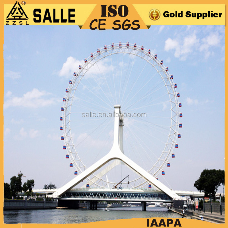 giant ferris wheel manufacturer Sightseeing Ferris Wheel kiddie ferris wheels for sale