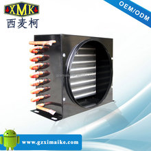 Aluminum Fin and Copper Tube Air-Cooled Condenser for Cold Room