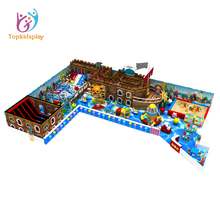 Topkidsplay Commercial Toys Games Amusement Park Pirate Theme Indoor Playground