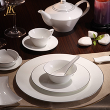 Sales promotion used china dinnerware lightweight dinnerware