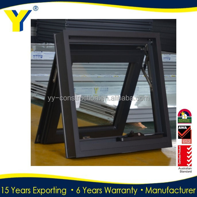 Thermal break insulated aluminum windows tinted window in for Thermal windows prices