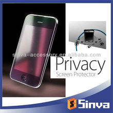 Top Quality with design package Privacy Screen Guard For Iphone4/5