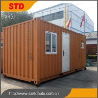 Brand new pre-made container house/container home price
