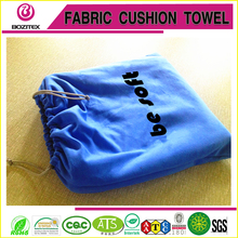 Super absorbent magic microfiber towel with custom logo and big bag