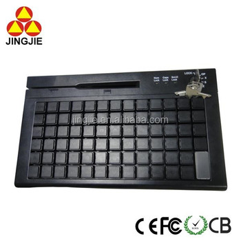 Programmable Pos Keyboard JJ-KB78A
