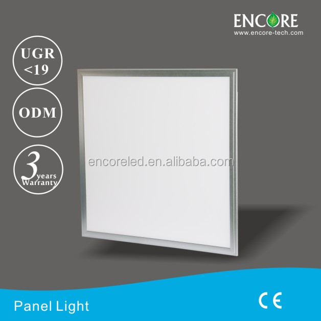 New Frame AL6063-T5 Suspended LED Ceil Lighting 50W