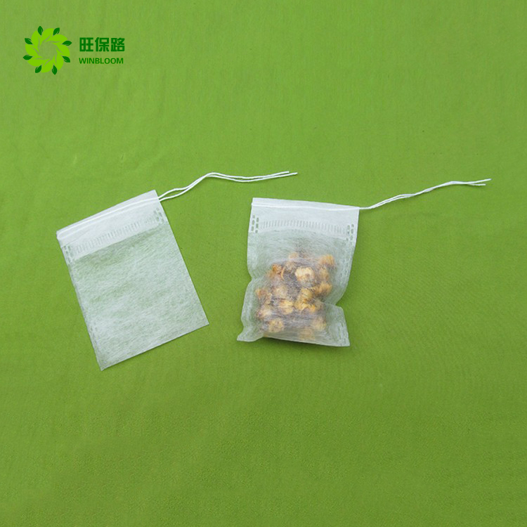 filter paper tea bag high quality tea bag empty paper teabag