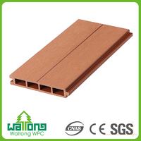 Promotional high value UV resistance WPC fireproof exterior wall board