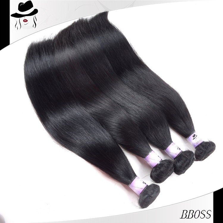 Hot selling 100% natural south east asian hair,wholesale peruvian hair extension