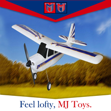 High Quality wireless remote large scale 2.4g rc airplane toys, smooth flight airplane aircraft for sale