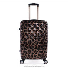 Custom made abs aluminium frame luggage With Long-term Service