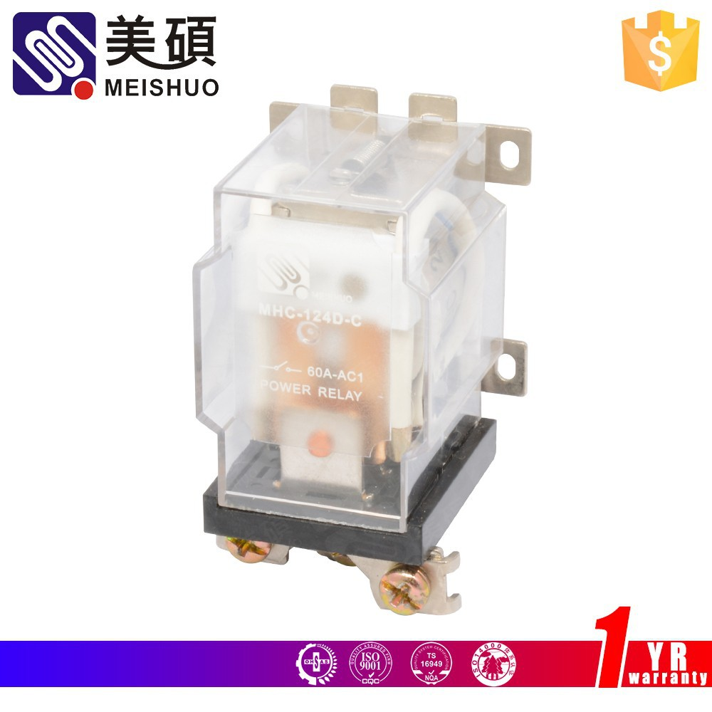MEISHUO MHC 60F 250VAC 60A power relay