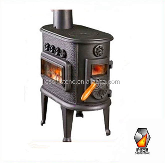 Freestanding Cast Iron Wood Burning Stoves