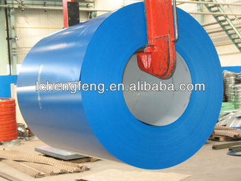 color coated steel coil and gi steel coil
