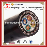 No.1505 - 0.6/1kV Low voltage XLPE insulated Steel wire armoured power cable manufacturer