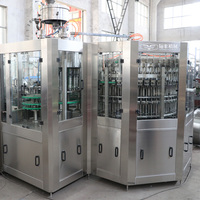 60 Capping Heads Soft Drink Filling