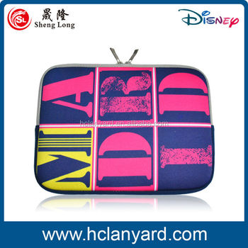 pretty neoprene laptop sleeve with high quality