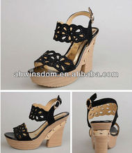 2013 NEW FASHION ROMAN STYLE WOMEN'S HIGH HEEL SANDALS