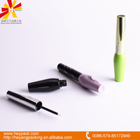 customize color taiwan eyeliner bottle cosmetic packaging