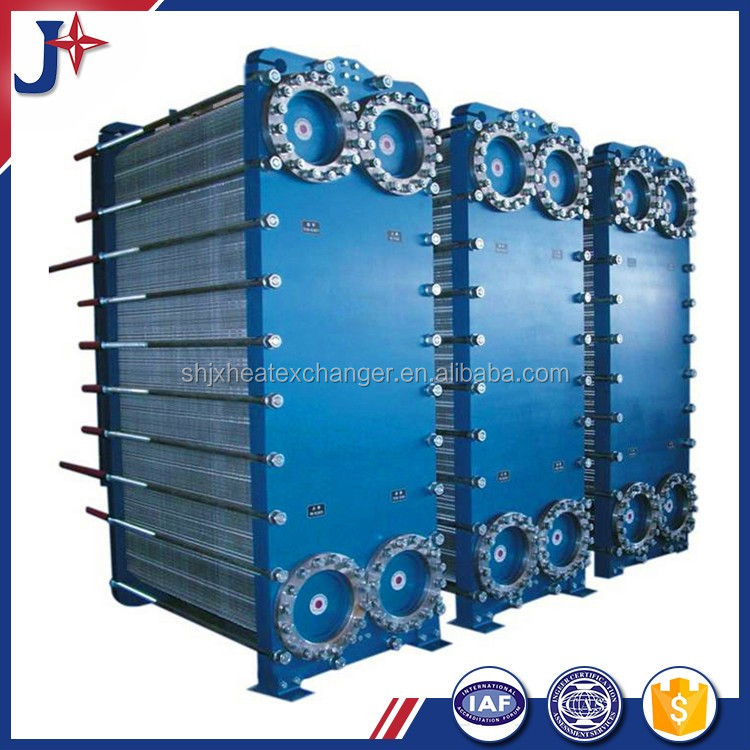 Titanium Plate Heat Exchanger for Sea Water Cooling Oil