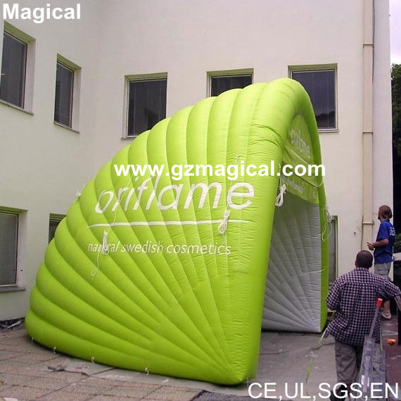 customized outdoor inflatable tent inflatable luna tent inflatable tent