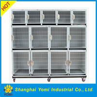 CE certified commercial iron dog cage