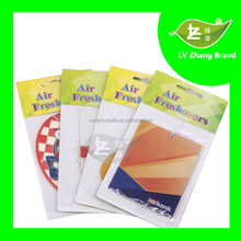 Factory Outlet 2mm Paper cardboard air freshener