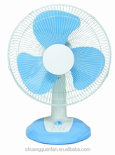 "High Quality 16"" Table Fan Fashionable Colorful Cheaper Desk Fan Made In China"