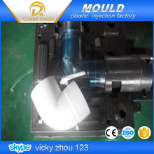 plastic pipe injection mould manufacture/pvc fitting mould for u-trap 110mm/tpr mould