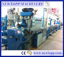 Cable extruding machines for Low Smoke Zero Halogen Cable