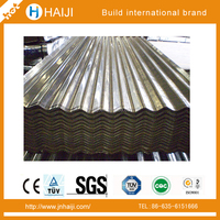 roofing sheet in steel tiles made in China 0.25mm 840mm