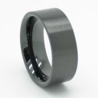 Super quality factory wholesale titanium rings blanks