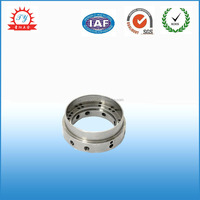 High quality Aluminum reducing neck ring with sleeve