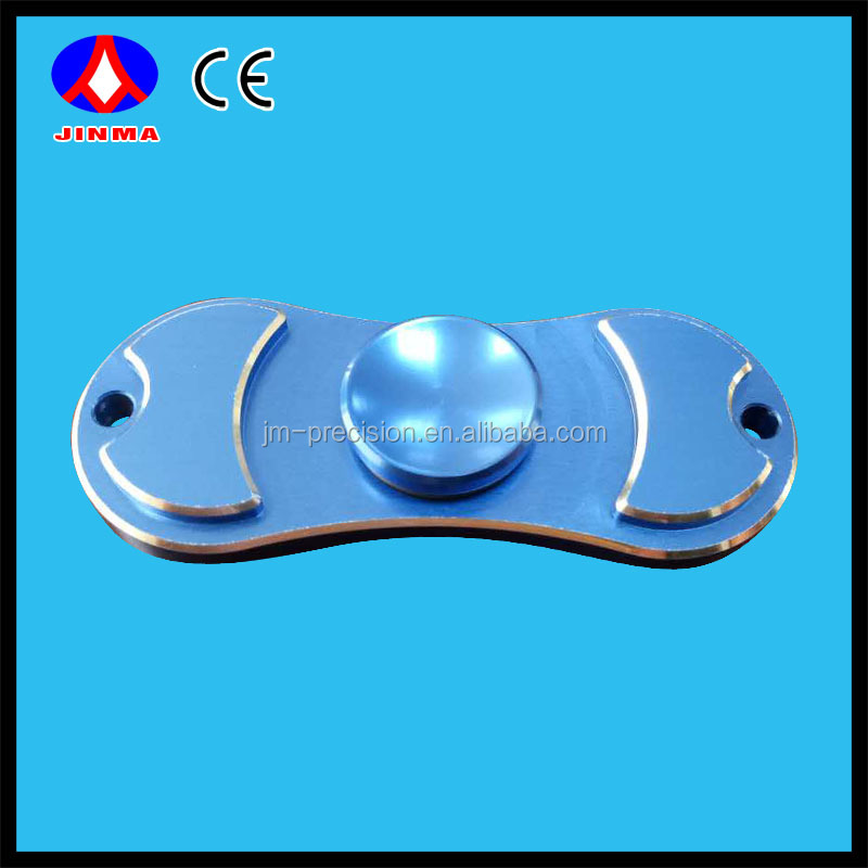 cheap cnc machining service located in Dongguan with hand spinner