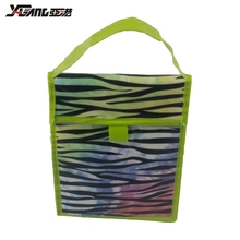High quality waterproof nylon polyester foldable Lunch Tote Cooler Bag Handbag