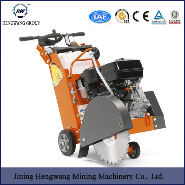 Asphalt Road Cutter Machine, Concrete Cutter, Mobile Concrete Saw Cutting Machine