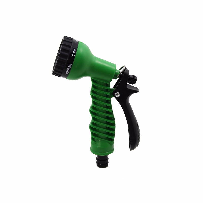 High pressure water spray gun adjustable garden gun car wash nozzle