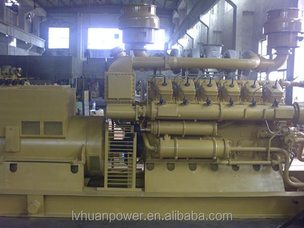 Natural Gas Generator Working Principle