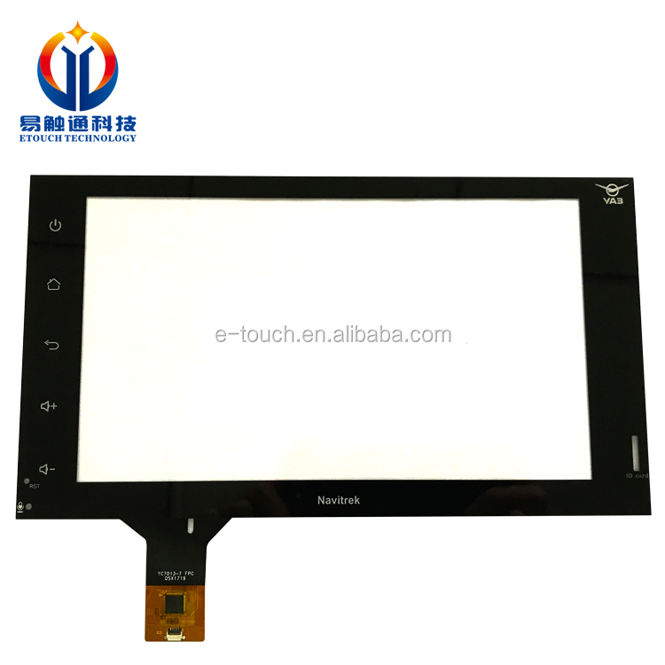 "7"" I2C interface, on board gm navigation touch screen, support android/Linux system"