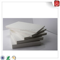 rigid pvc foam board 12mm pvc extrusions foam board