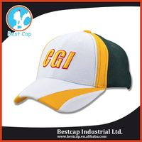 3D embroidered logo fancy unstructured baseball cap without logo