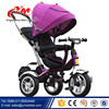 China hebei province wholesale Big wheels tricycle for kindergarten /seat reverse tricycle for kids / baby trikes for sale