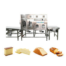 UFM8000 compact linear ultrasonic cutter bread cutter blade cheesecake bread slicer machine