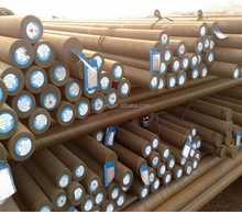 SAE52100 GCr15 alloy steel round bars for bearing applications