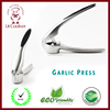 Best Garlic Press-With Polished Stainless Metal Mincer and Easy Grip Handles