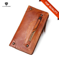 High Quality Factory Oem Imperial Horse Mens Wallet Leather Material 2016