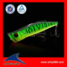 7cm 10g Popular Popper Lure Hard fishing Lure for sale doctor fish H027-70