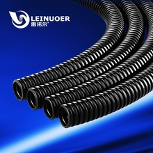 corrugated polyamide flexible conduit china fire retardant hose